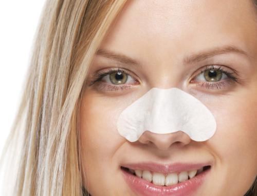 Identifer les imperfections du nez et les traiter