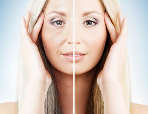 Combattre le vieillissement du visage sur plusieurs fronts
