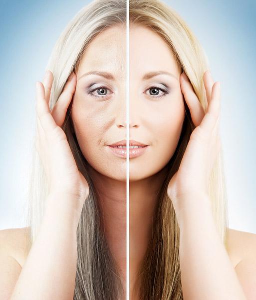 traitement vieillissement visage tunisie