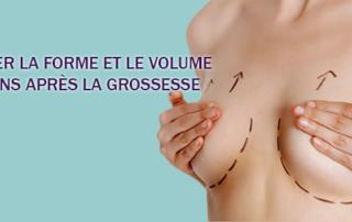 chirurgie mammaire apres grossesse tunisie