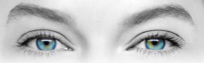 lentille de contact blepharoplastie