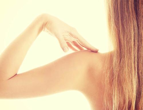 Causes et traitement du relâchement de la face interne des bras