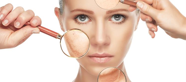Ralentir et effacer le vieillissement de la peau