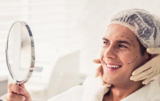 traitement vieillissement visage homme tunisie