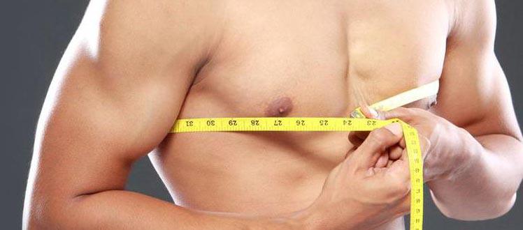 hypertrophie mammaire chez homme