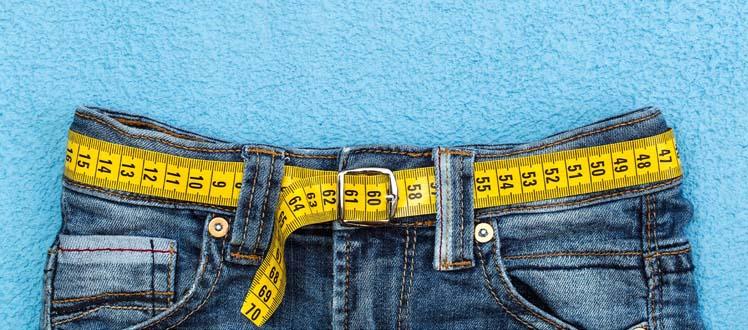 La distinction entre perte de graisse et perte de poids