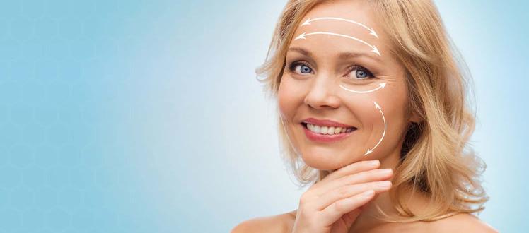 Lifting cervico-facial : cicatrice et processus de cicatrisation
