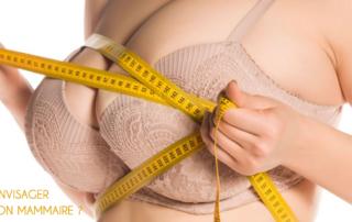 Pourquoi envisager une réduction mammaire ?